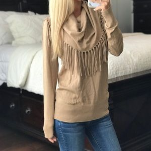 On hold- Michael Kors Cowl Neck Sweater